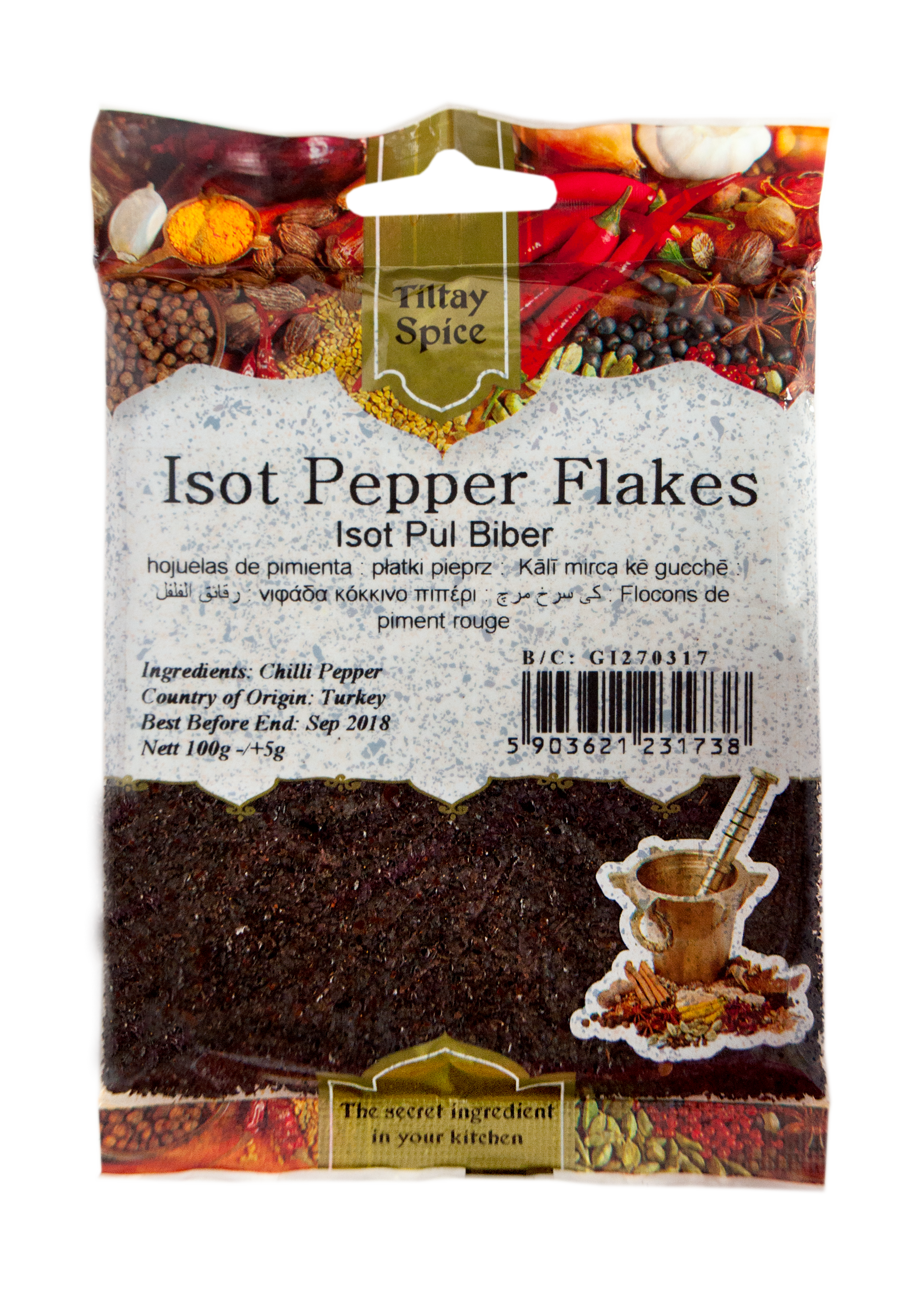 Tiltay Spice Urfa Biber (Isot) Pepper Flakes – Tiltay Spice   Finest ... d600b752da